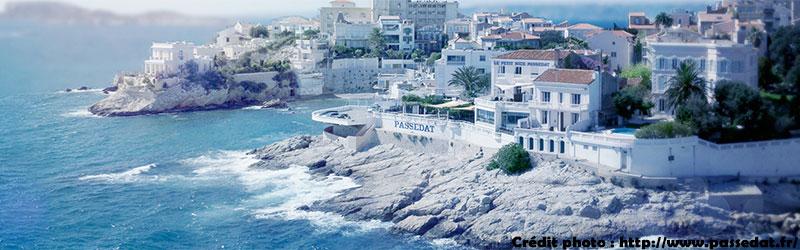 Michelin-starred restaurant Petit Nice