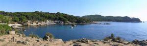Castell beach