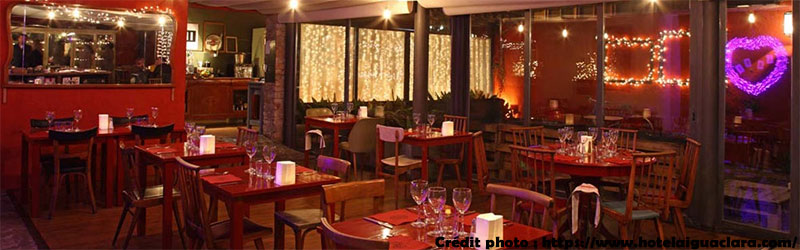 Restaurant Aguaclara