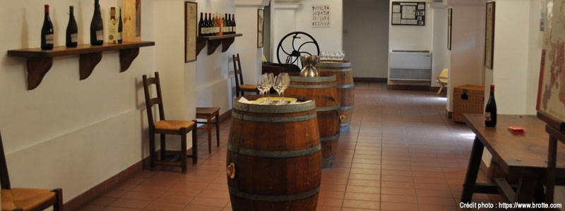 The Brotte wine museum