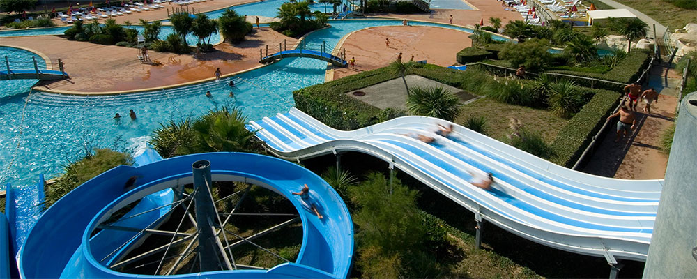 Water parks in Catalonia