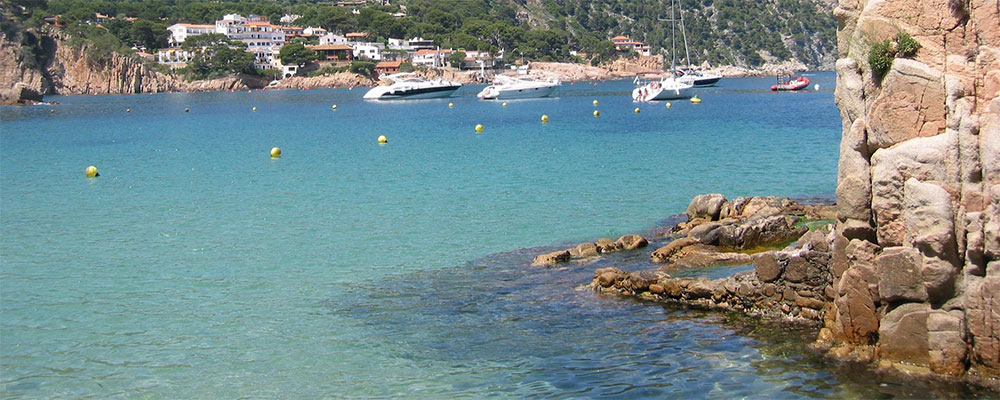 Best beaches on the Costa Brava