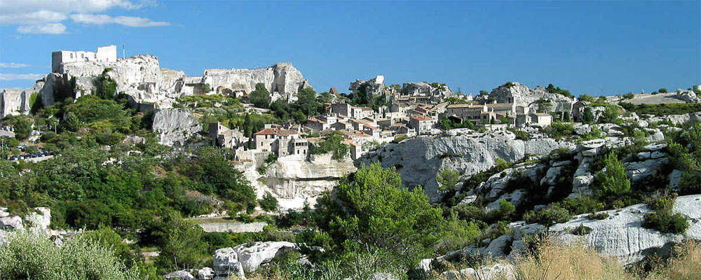 The best villages to visit in the Alpilles