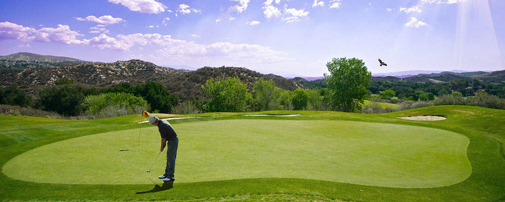 golf courses on the Costa Brava