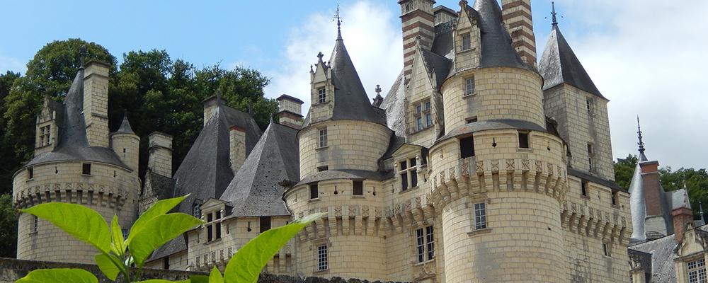 Ussé Castle