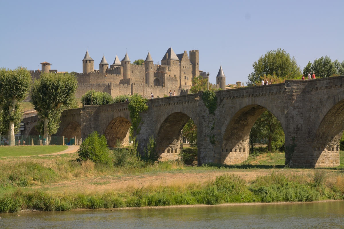 History of French Castles over Time